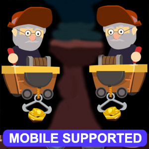 gold miner 2 player mobile