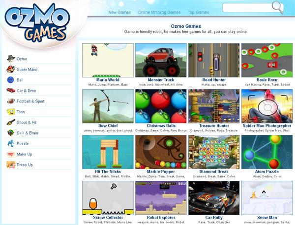 ozmo games