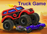 kid truck game